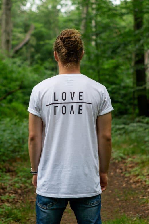 Good-Natured: Love-Male-Hinten