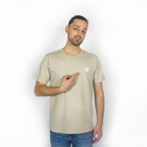 Good-Natured 777 T-Shirt Desert Dust Male