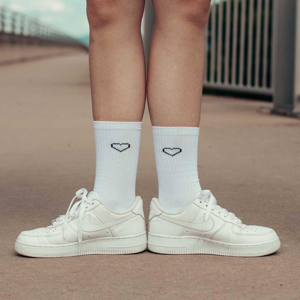 Good-Natured-Herz-Socken