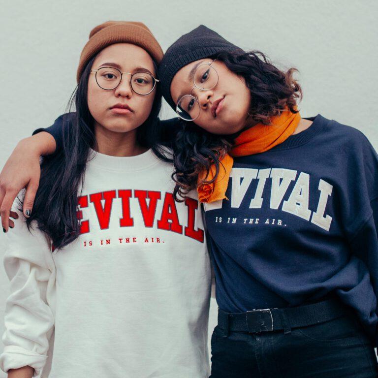 revival - frauen sweater - good - natured